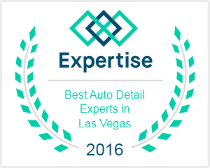 Best Auto Detail Experts in Las Vegas award