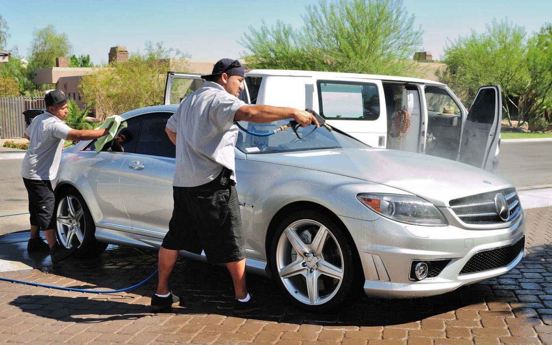 Auto Detailing Vs. Auto Washing – What's The Difference