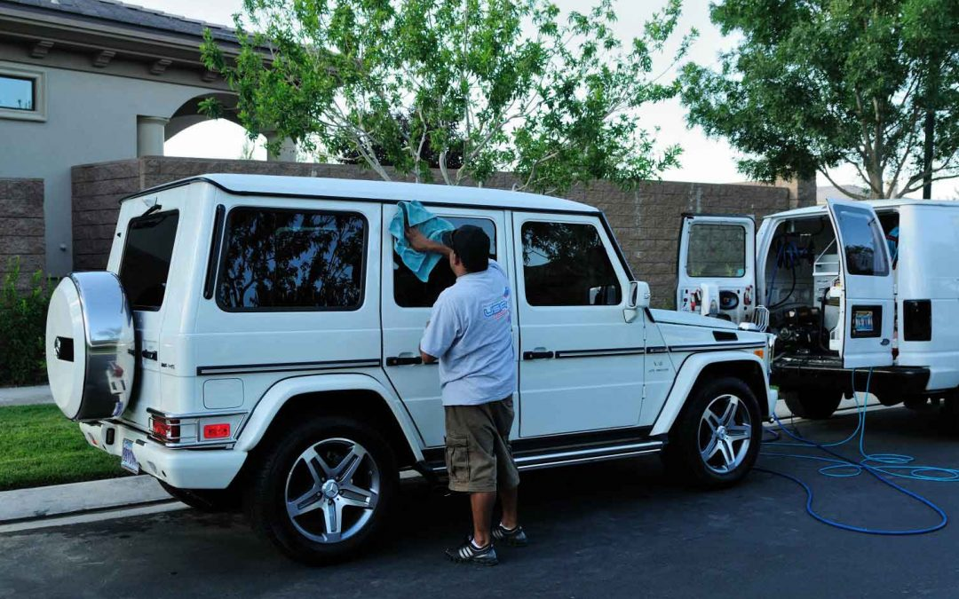 #1 Mobile Auto Detailing – We Come To You at Home or Work